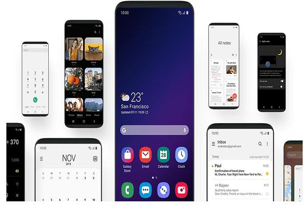 One UI Beta on Snapdragon Samsung Galaxy S8+