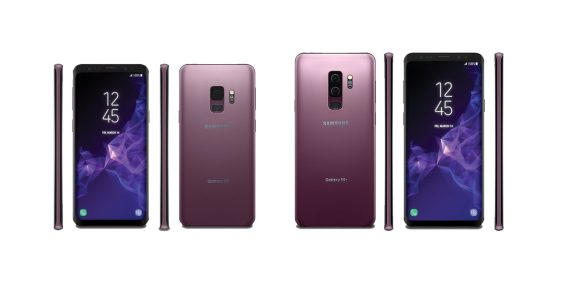 Galaxy S9 and S9 Plus Android Pie XXU2CRLI