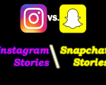 Snapchat Stories vs Instagram Stories