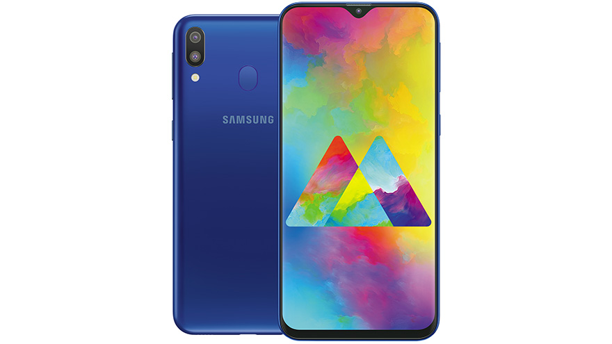 install stock ROM on Galaxy M20