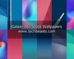 galaxy a6s stock wallpaper
