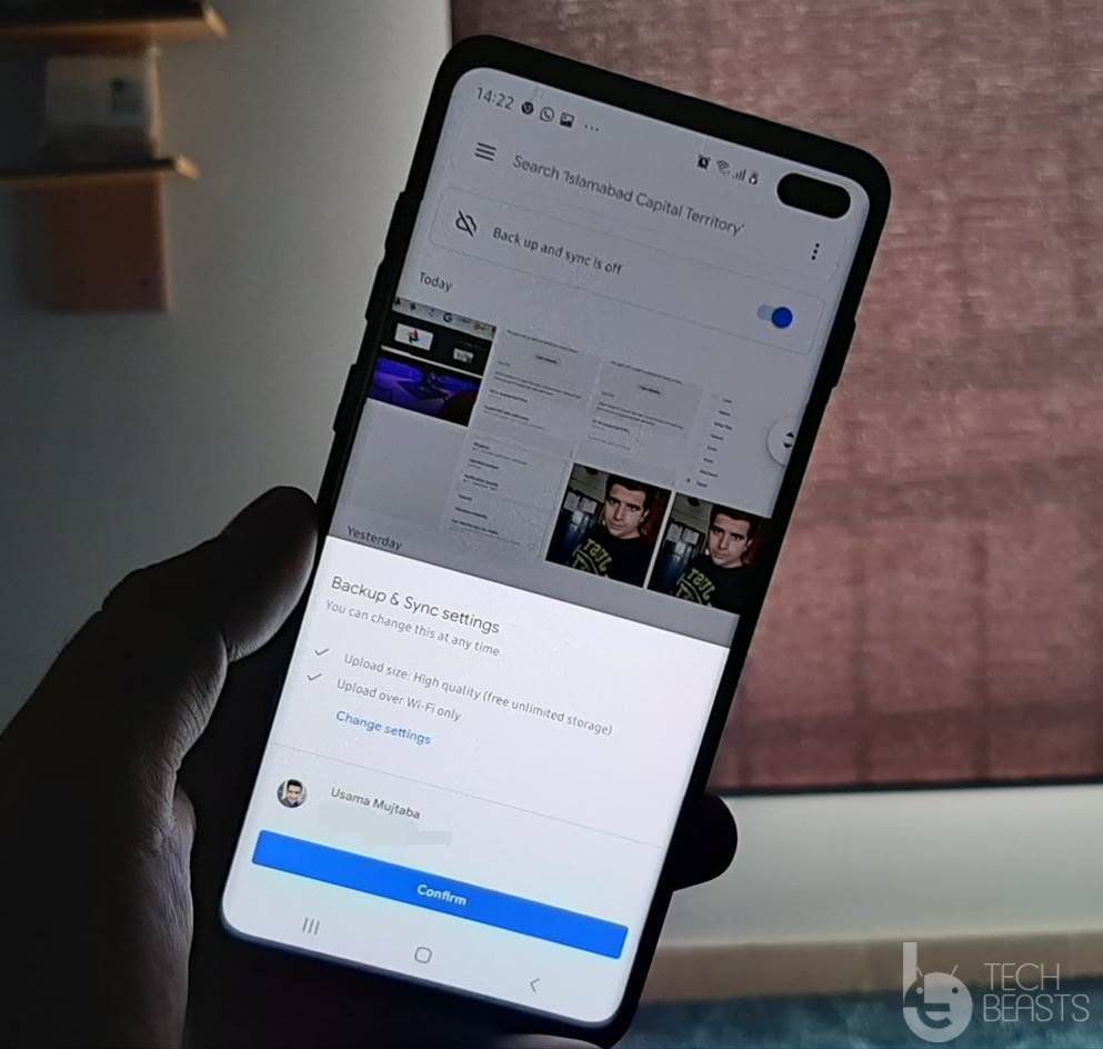 Switch from Gallery to Google Photos on Galaxy S10 - How To