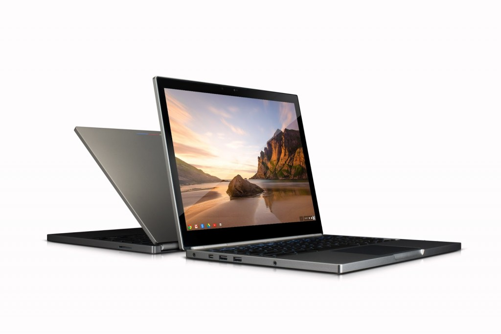 Google's New Touchscreen Chromebook Pixel
