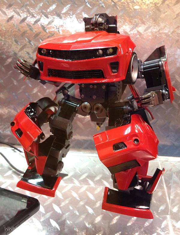 self-transforming robot