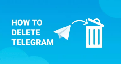 Telegram Account | How To Delete Your Telegram Account Permanently in 2021