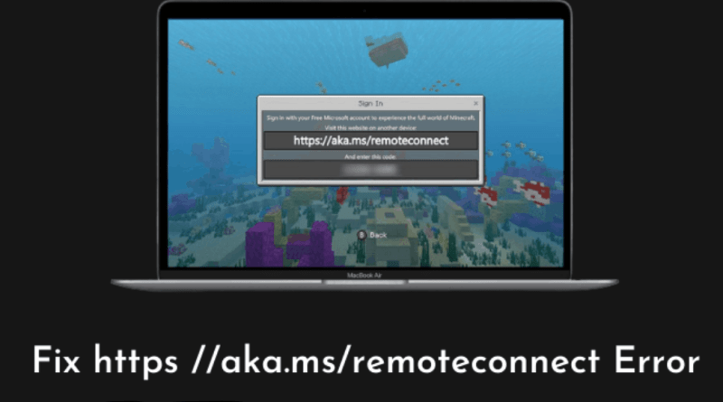 https aka ms remoteconnect