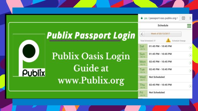 Publix Passport