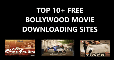 MOVIE DOWNLOADING SITES
