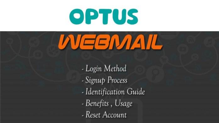 Optus webmail