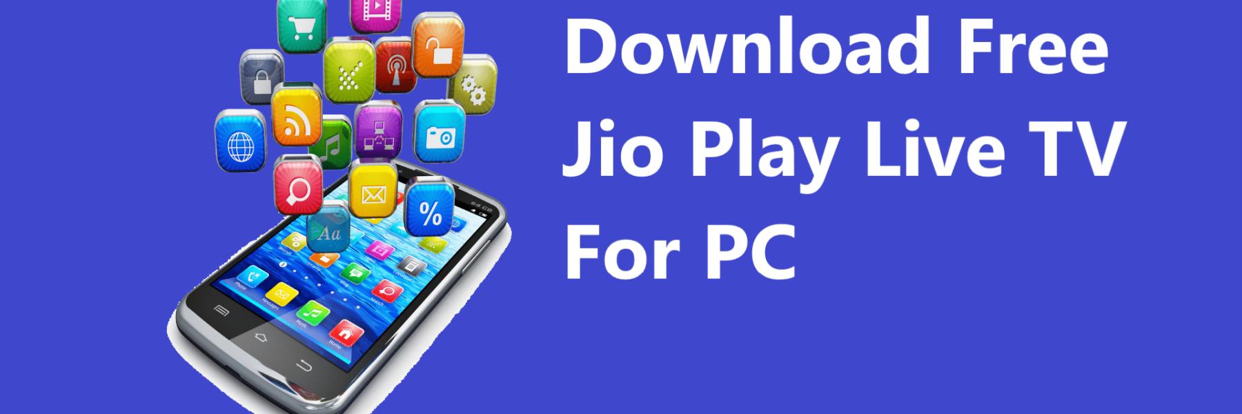 Jio Play Live TV