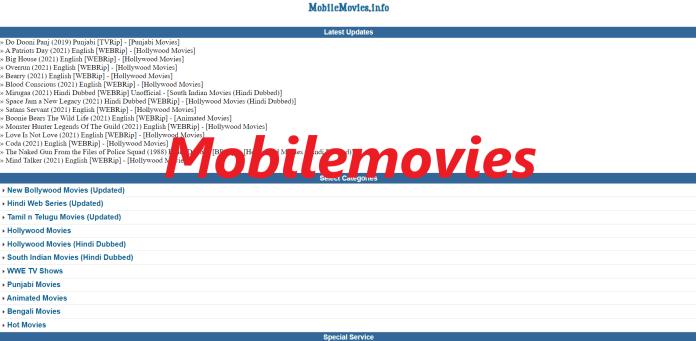 Mobilemovies