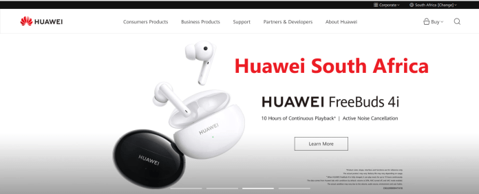 Huawei South Africa