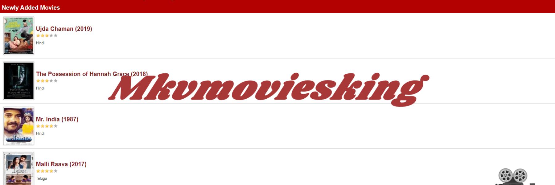 Mkvmoviesking