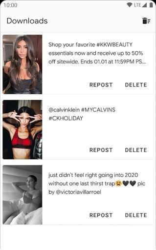 Instagram Story Downloader - Story Saver for Instagram -Post Highlight Download下載列表
