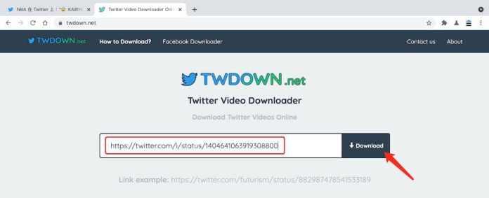 Twitter下載工具推薦 - twdown - 張貼連結