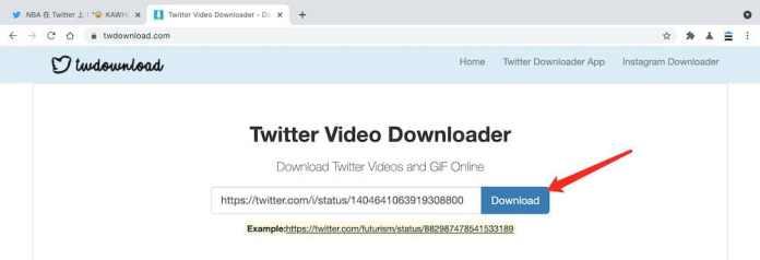 Twitter下載工具推薦 - twdownload - 張貼連結