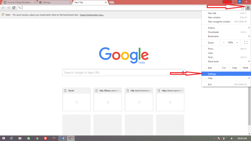 How to lock Google Chrome Profile with a password