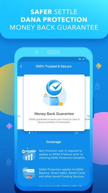 Download aplikasi dana mod apk