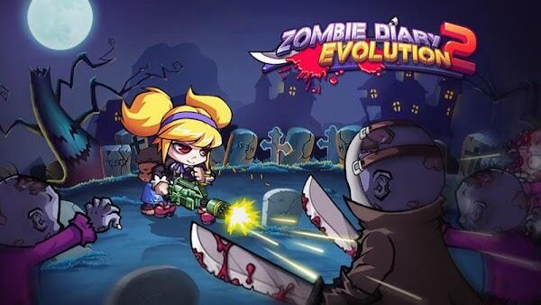 Zombie Diary 2 Mode APK Free Shopping