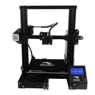 Opdatering af firmware 3D Printer