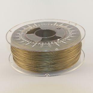 Alcia 3DP Filament PLA 1,75mm Vegas Gold