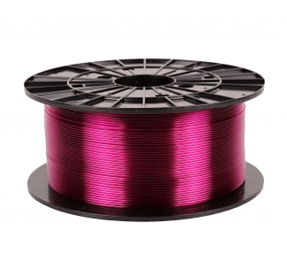 Filament PM transparent violet PETG