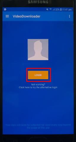 myvideodownloader login