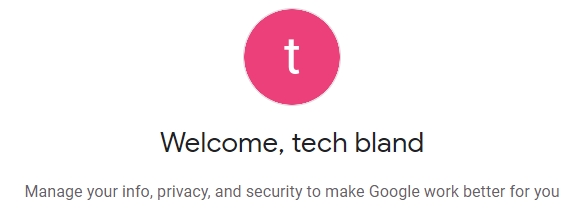 welcome to your account to create gmail account
