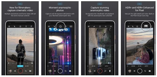 moment camera app