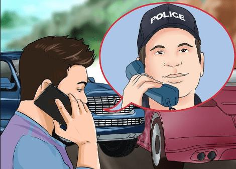 call to police