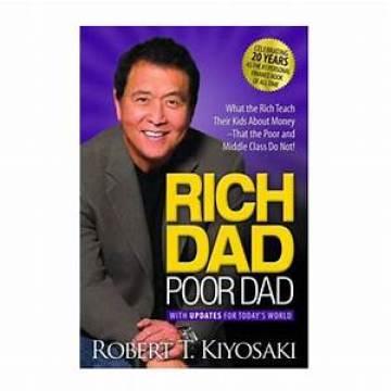Rich Dad and Poor Dad