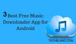 Best free music downloader for android in 2019