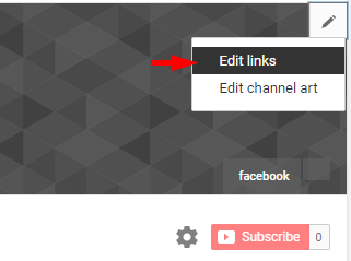 Custom Links