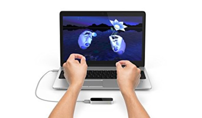 new upcoming technology leap motion