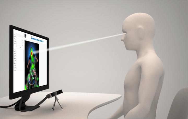 new upcoming technology eye tribe