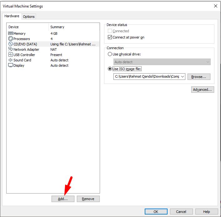 MacOS Mojave VMDK file