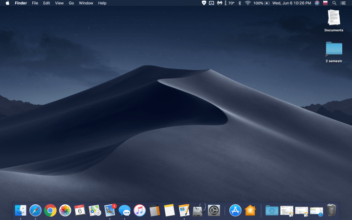 the best new features of macos mojave 10.14