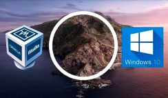 how to install macos catalina on virtualbox on windows
