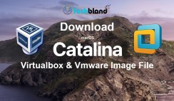Download MacOS Catalina Virtualbox & Vmware Image File