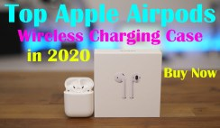 Top Apple Airpods Wireless Charging Case in 2020
