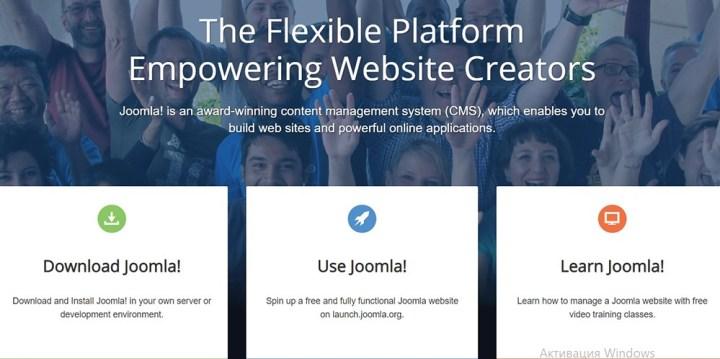 Joomla for New Bloggers