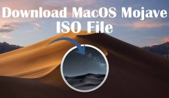 How to Download MacOS Mojave 10.14 ISO File? [New Update]