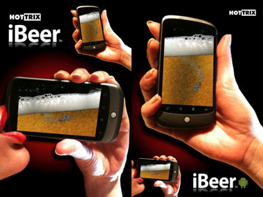 iBeer free android aplication