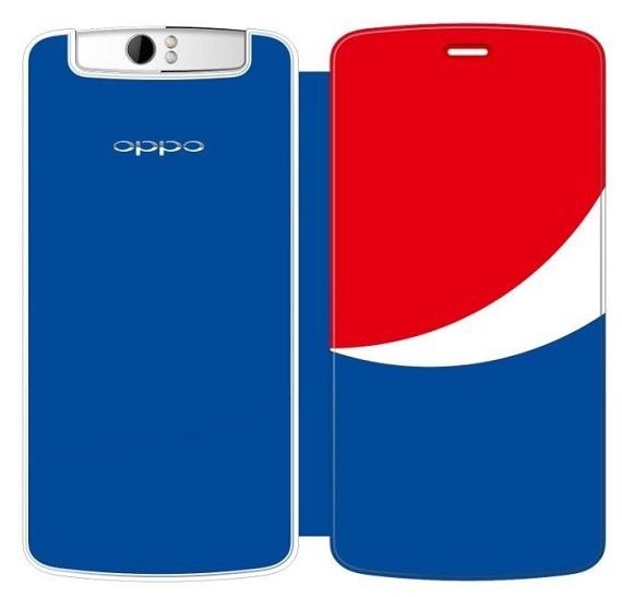 Oppo N1 Pepsi Edition