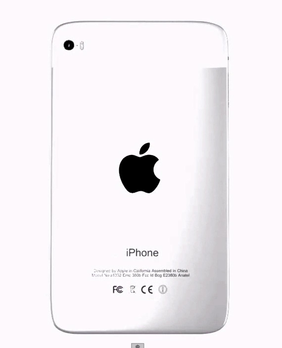 iPhone 6 concept video