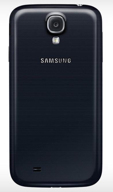 Galaxy S4 back