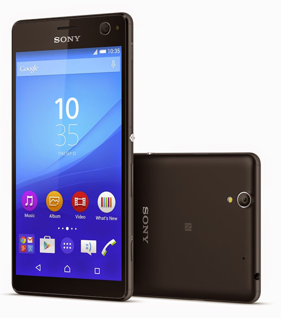 Sony-Xperia-C4-black