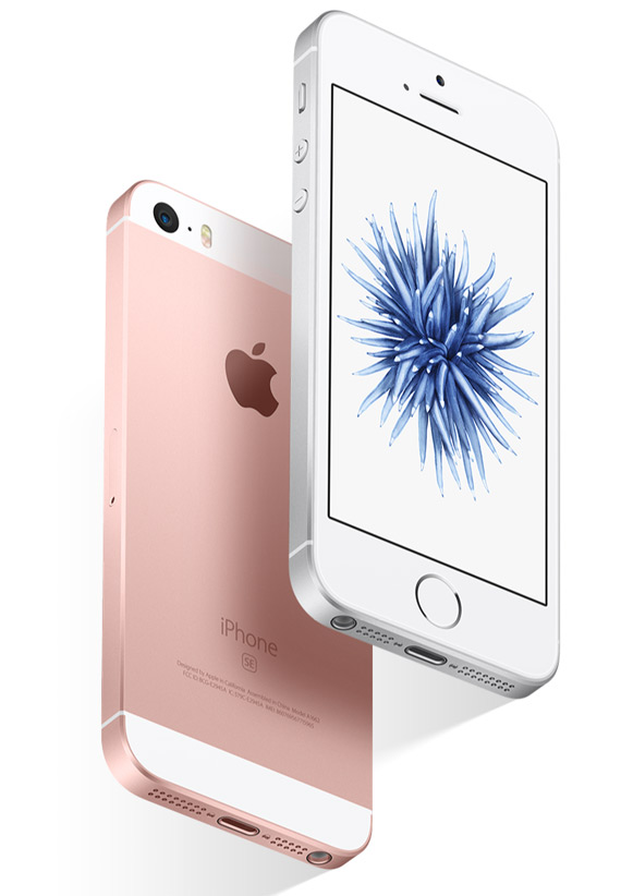 iPhone SE revealed