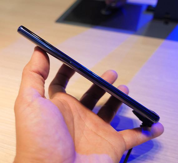 Galaxy Note 8 hands-on Techblog IFA 2017