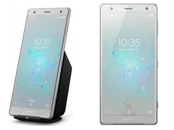 sony xperia xz2 wireless charging